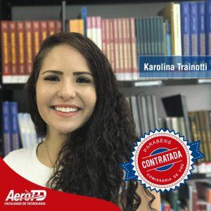 Karolina-Trainotti--aprovada-anac