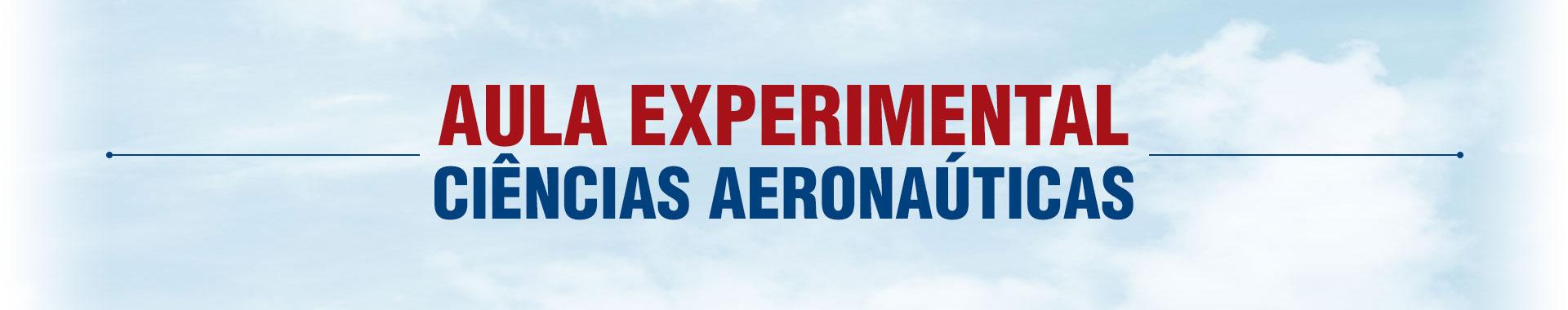 aula experimental ciencias aeronauticas